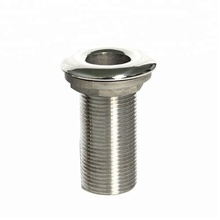 sleeve flexible stainless steel pipe fitting straight coupling