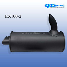 Muffler for Hitachi Ex100-2