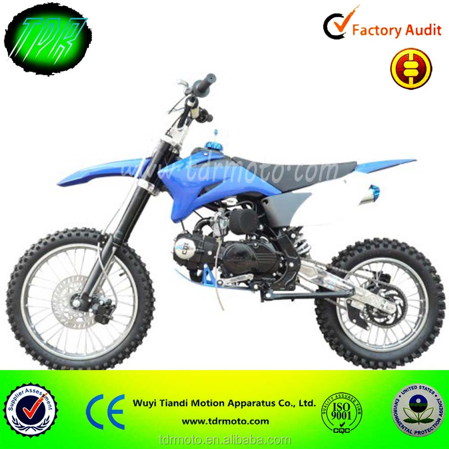 TDR 155cc High Performance Dirt Bike/Off Road Motorcycle