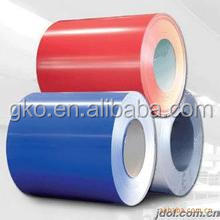 mill finished/color coated aluminum roofing roll