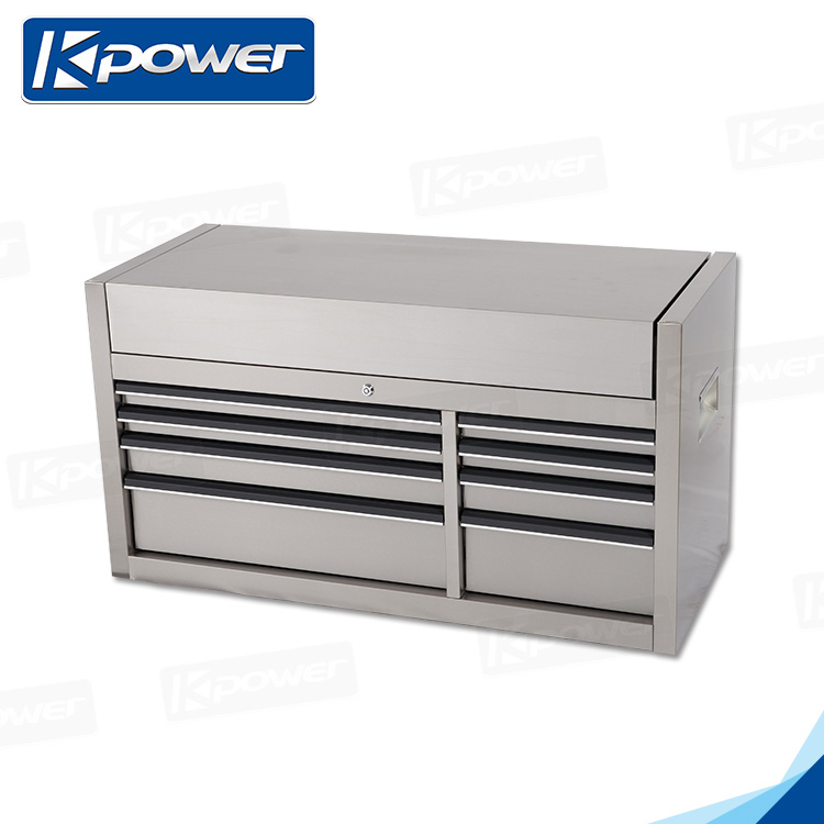 41 Inch Salon Stainless Steel Storage Tool Cabinet