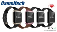 OEM pulse rate wrist watch,heart rate timer watch,bluetooth heart rate monitor watch