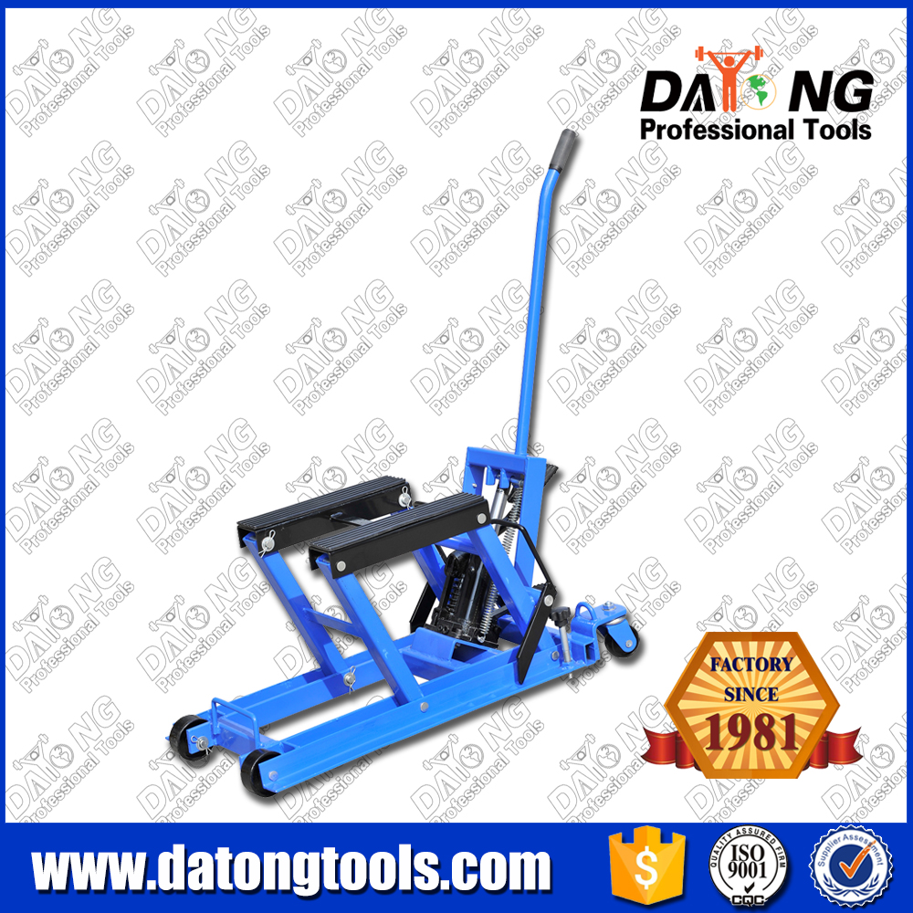 1500lbs ATV/Motorcycle Repair Lift Jack 32kg for sale