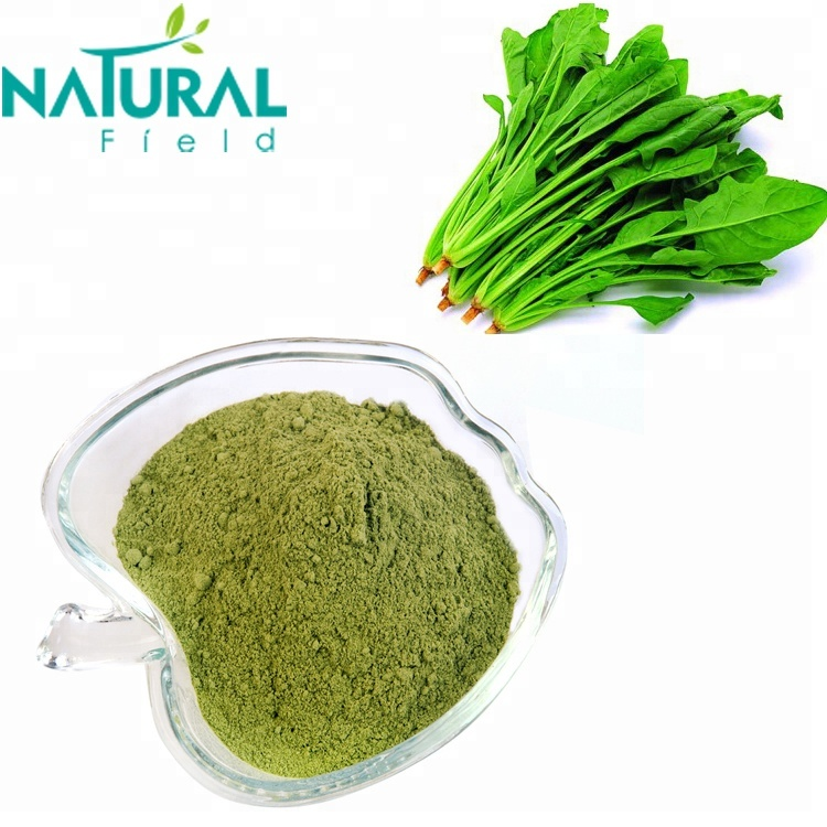 Greens supplement dehydrated vegetables spinach powder