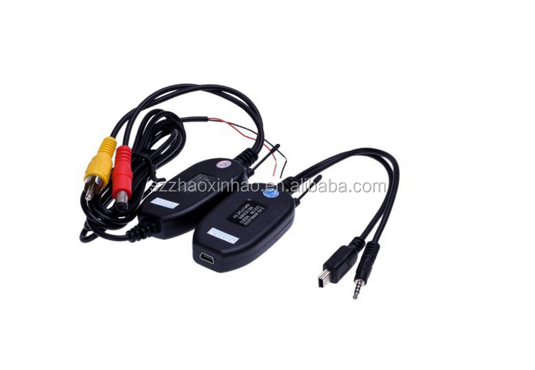 2.4G wireless receiver/transmitter connect with car GPS,wireless module for car GPS reverse camera