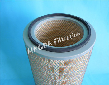 hepa pleated filter cartridge