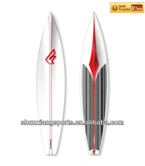 2013newest design popular racing surfboard sup