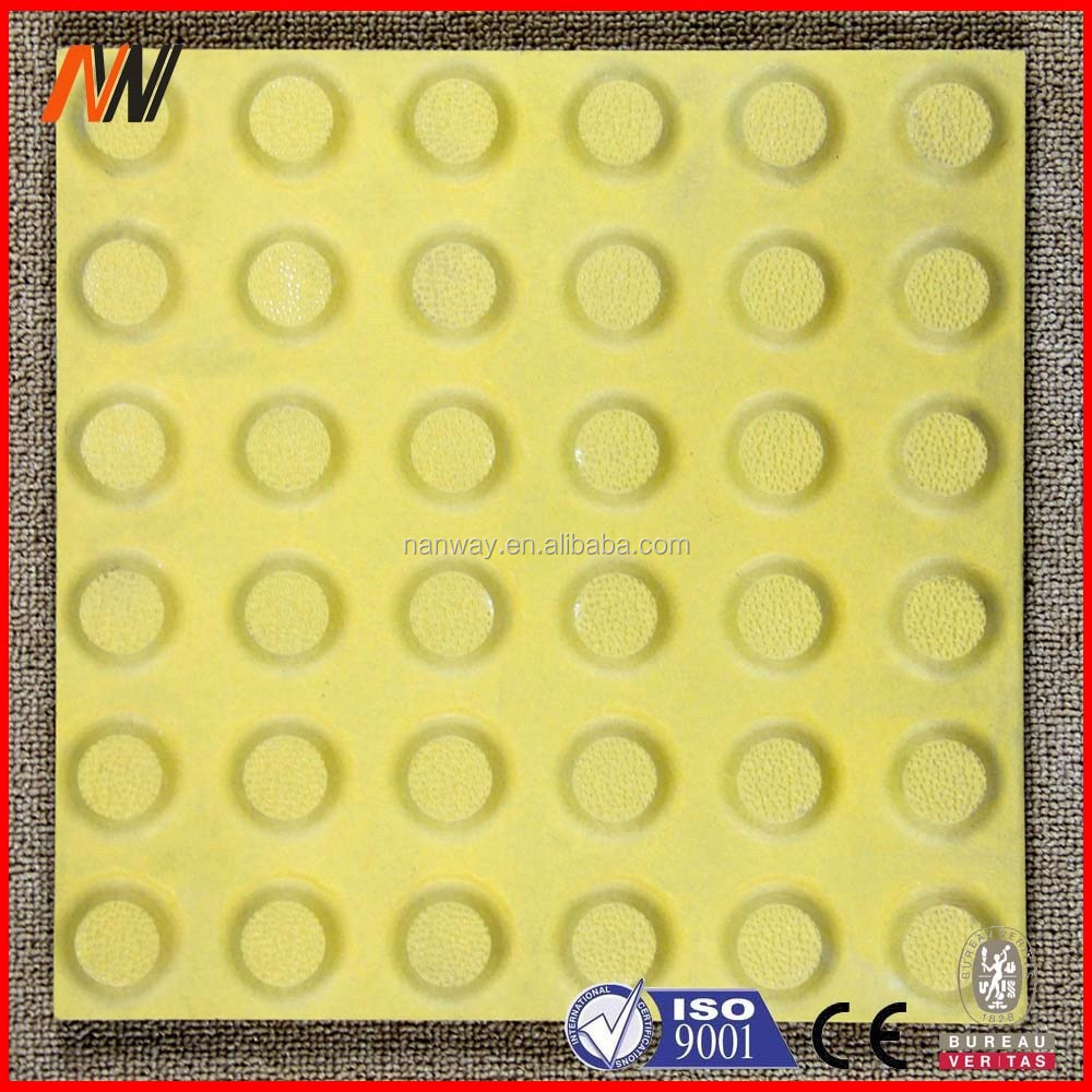 discrete tactiles /paving tactile tile stone pavement sidewalk for guide tile