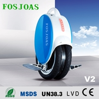 Airwheel Q5 Electric motorcycle with self-balancing Characterized by LED Atmosphere Lights Fosjoas brand