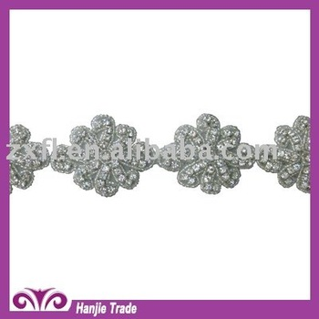 Wholesale Newest wholesale iron on bridal accessory