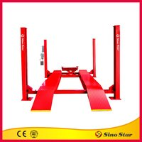 Four Post Car Lift/heavy truck wheel lift (SS-6440)