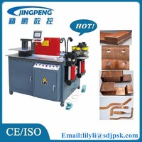 CNC Hydraulic Busbar bending Machine for high and low voltage switchgear