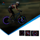 Hot Sell Energy Saving Colorful IPX5 Waterproof 32 LED Bike Wheel Lights
