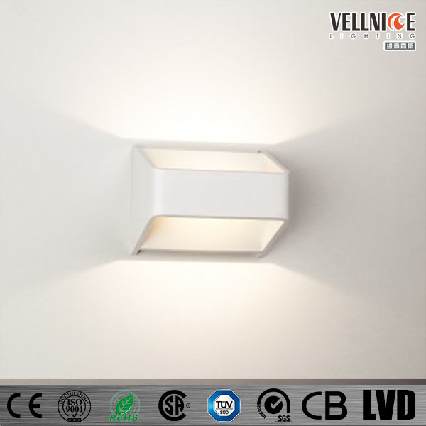4 way COB LED indoor / outdoor wall light 4*1 W for home hotel bar W3A0006