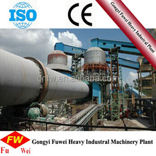 improved professional rotary kiln portland cement production line