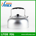 High quality 1liter outdoor cooking pots aluminum outdoor cooking pots