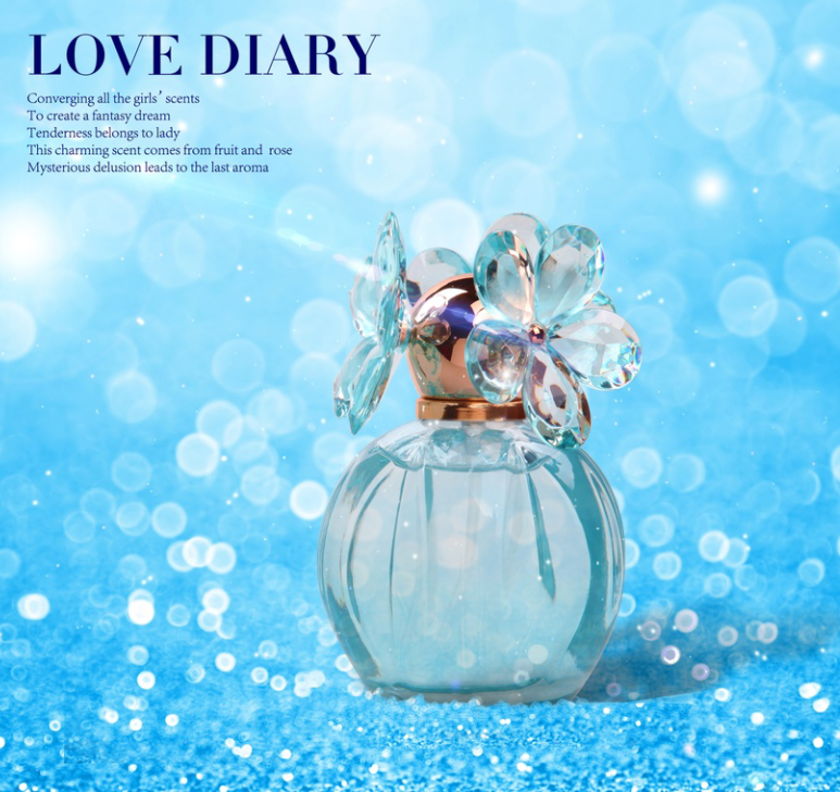 ODM Lovali Wholesale Flower Cheap price Imitation Woman oem perfume and fragrance 80ml