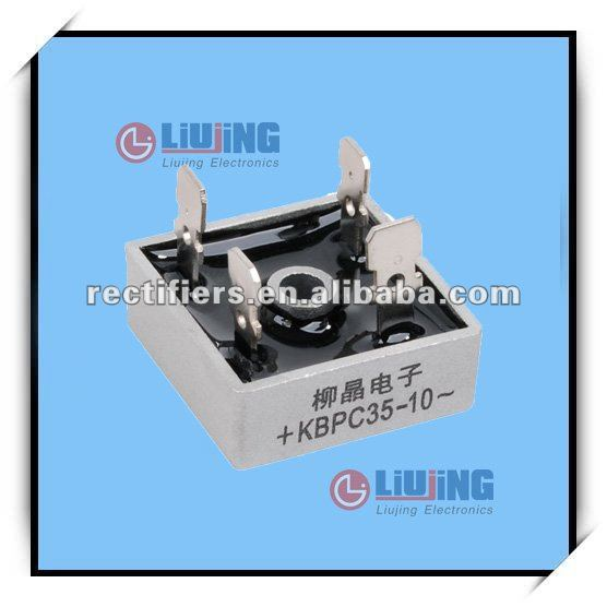 Excellent performance KBPC3510 bridge rectifier