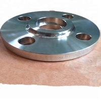 1 1/2 inch forged stainless steel flange socket weld SW flange