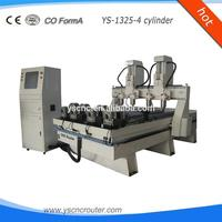Multi functional cnc router for wood/acrylic/mdf to be top brand wood engraving machine with dsp controller