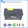 High Capacity Battery 12v120ah Starting Battery Manufacturer Price