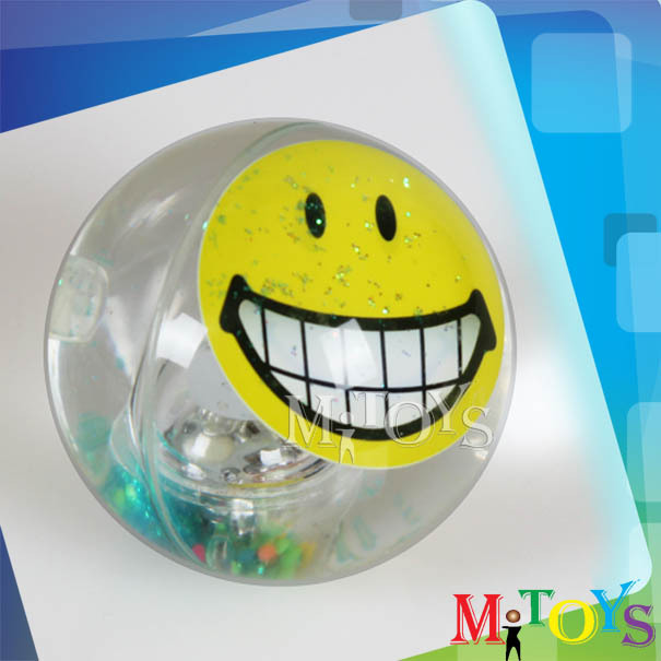 2014 Round Crystal Ball Small Led Plastic Crystal Balls Wholesale