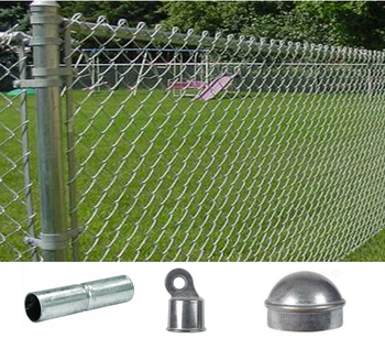 Security fence / Chain Link / 5 foot chain link fence