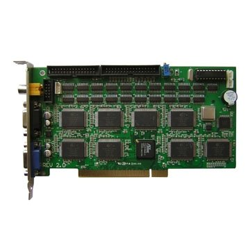 16CH Magic Radar DVR card, Video Capture Card VG-3016