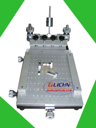 manual high precision screen printer SP30C used for pcb solder paste screen printer/SMD screen printer