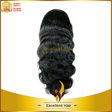 Full Sleek Quick Delivery Body Wave Brazilian Body Wave Lace Front Wig