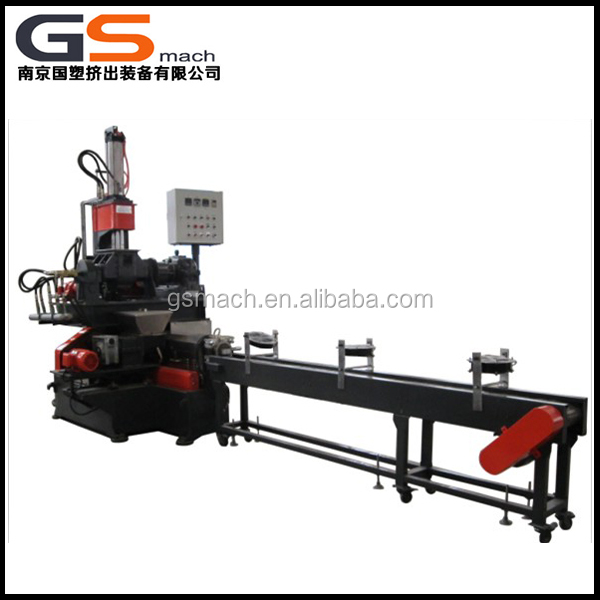 GS30 lab machine used pvc pipe extruders