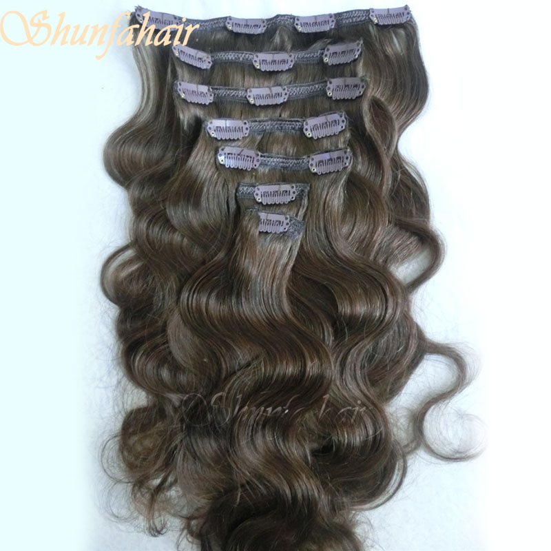Clip Extensionsstraight Hair Extensionsclip In Hair Extensions