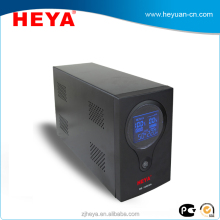 single phase High frequency LCD IGBT uninterruptible power supply 3KVA UPS