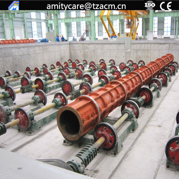 concrete spun pile ,pole mould