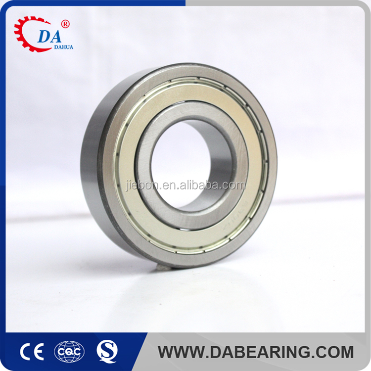 China manufacture deep grove ball bearing 6311z 6311zz price list for auto parts