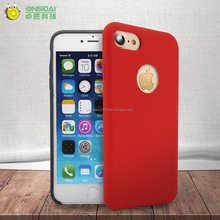 Guangzhou Factory OEM Silicone Mobile Phone Case For Iphone7 Original Case Cover