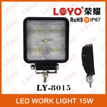 Promotional campaign LED head light 15W LED offroad light led auto