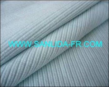 100% polyester inherently flame retardant polar fleece fabric for blanket