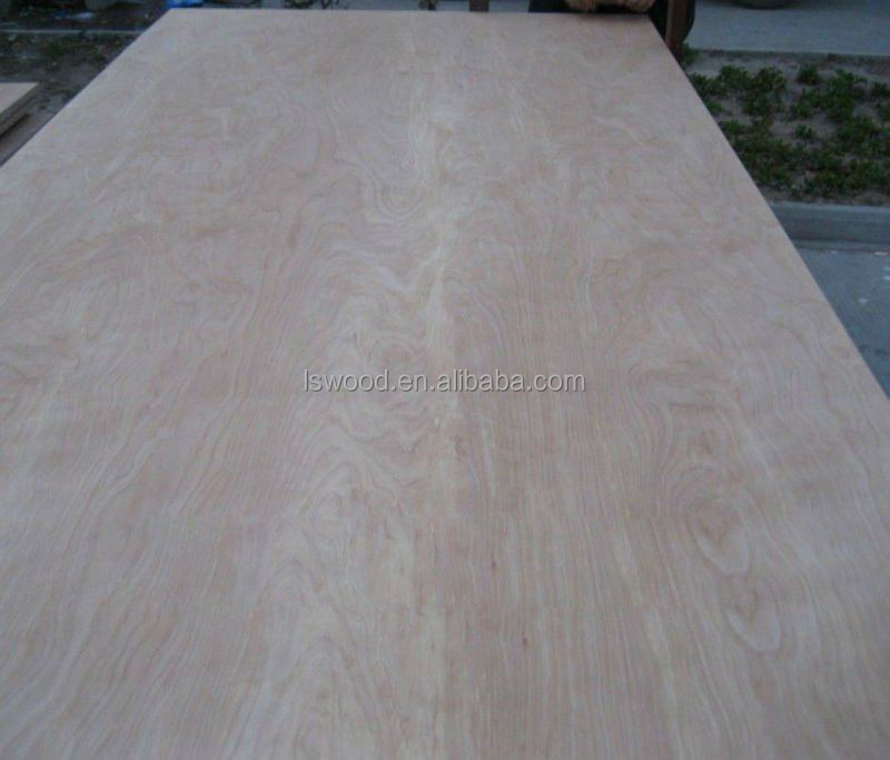 Okoume door skin plywood for Chile,Venezuela,Guatemala