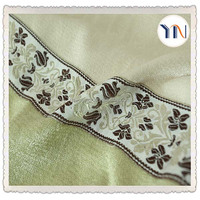 ready polyester curtain 100% Polyester Material and Woven Technics curtain and drapery