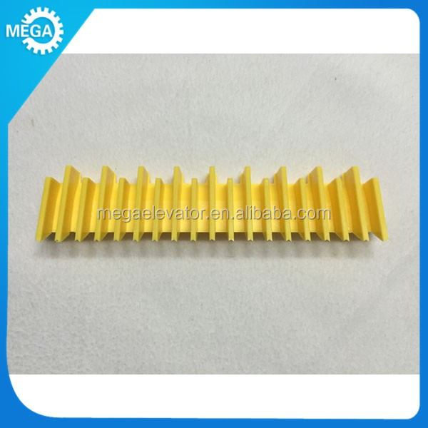 Sigma Escalator Demarcation,19T, ABS, Yellow DSA2001533
