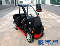 Brand new one single person electric mini cargo delivery van