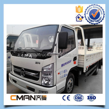 China famous brand 4x4 all wheel drive camion kama cargo truck 5ton capacity