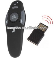 wireless usb word powerpoint laser presenter, 1pc AAA