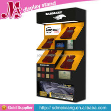 MX-WCA013 Exquisite free standing display unit for car products