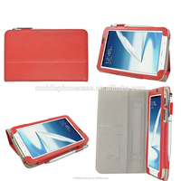 Kids Shock Proof PU Leather Universal Wallet Tablet Case For Samsung Galaxy Tab 3 7inch T210