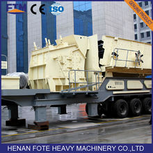 Stone crushing screening plant/crushing screening plants/mobile impact crushers and screens
