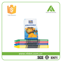 Conform to EN71 washable crayon set