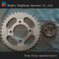 Brazil Market, motorcycle chain wheel