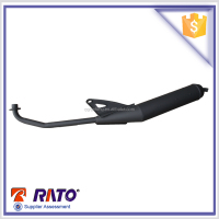 Motocycle body parts air exhaust muffler for Zongshen ZS110-60